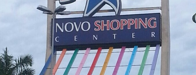 Novo Shopping is one of Locais curtidos por Patricio.