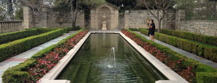 Greystone Mansion & Park is one of LA.