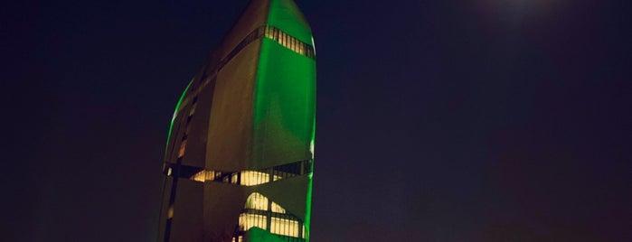 King Abdulaziz Center for World Culture is one of Locais curtidos por I.