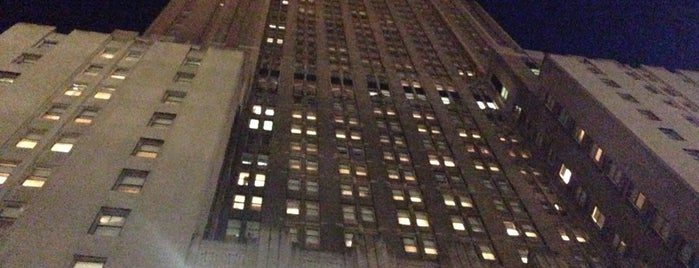 Waldorf Astoria New York is one of NYC.
