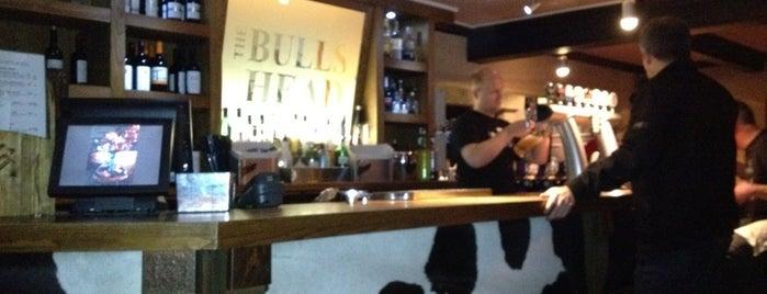 The Bulls Head is one of Restaurants.