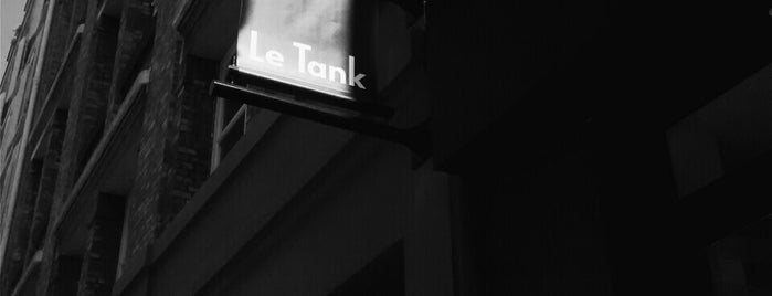 Le Tank by Spintank is one of CoWorking Spaces in Paris.