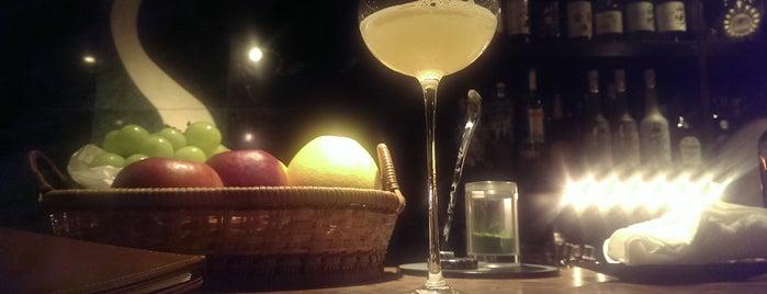 Ishino Hana is one of Tokyo Cocktail Bars.