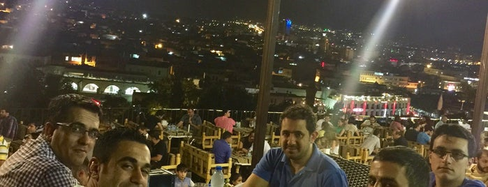 Seyir Tepesi Cafe is one of Urfa-Antep.