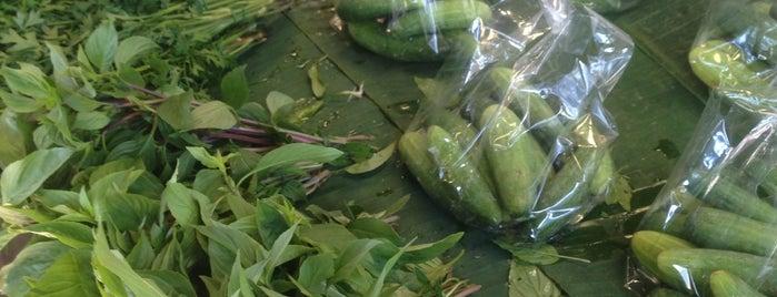 Klong Pho Market is one of Locais curtidos por Yodpha.