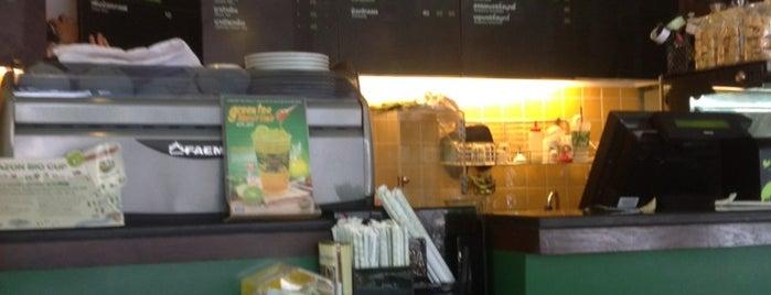 Café Amazon is one of Locais curtidos por Yodpha.