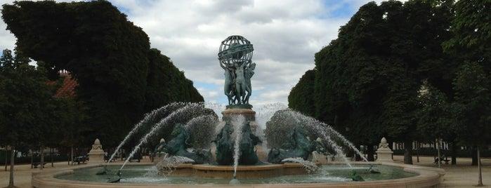 Jardin des Grands Explorateurs Marco Polo et Cavelier-de-la-Salle is one of Paris.