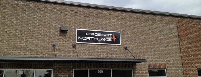 CrossFit Northlake is one of fav places.