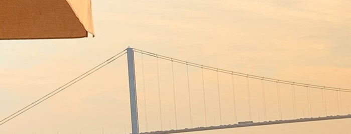 İnci Bosphorus is one of İstanbul.