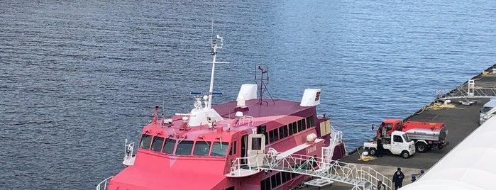 Okata Port is one of Posti che sono piaciuti a 高井.
