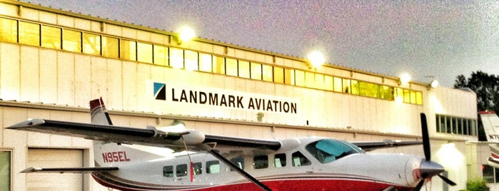 Landmark Aviation is one of Hopster's Airports 1.