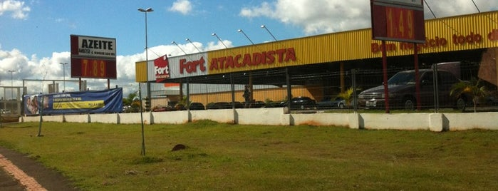 Fort Atacadista is one of Locais curtidos por Murilo.
