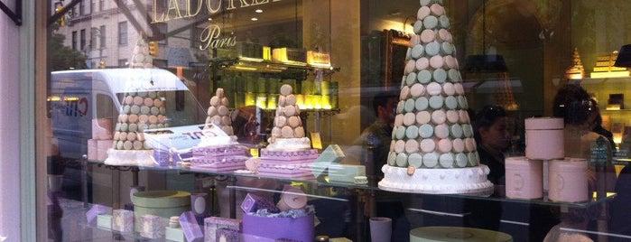 Ladurée is one of Best Sweet Treats in Town.