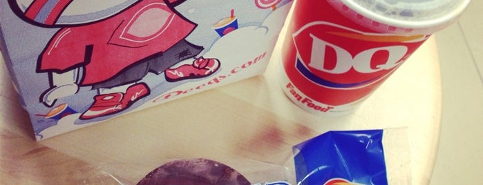 Dairy Queen Grill & Chill is one of Best Sweet Treats in Town.