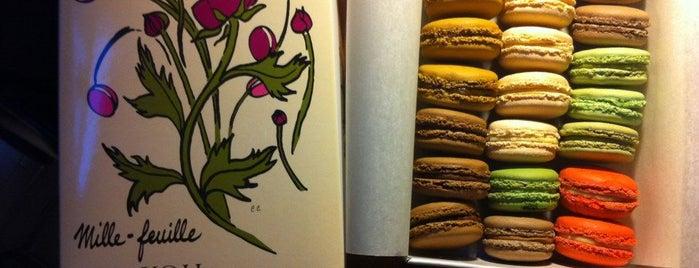 Mille-Feuille Bakery is one of Best Sweet Treats in Town.