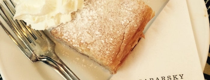 Café Sabarsky is one of Bakeries and Desserts to Try.