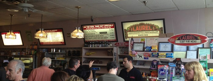 Laurel Diner is one of Long Beach, NY Picks.
