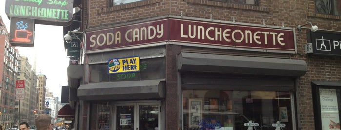 Lexington Candy Shop Luncheonette is one of Favorite Spots to Eat.