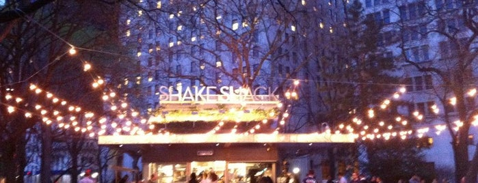 Shake Shack is one of NYC NYC.