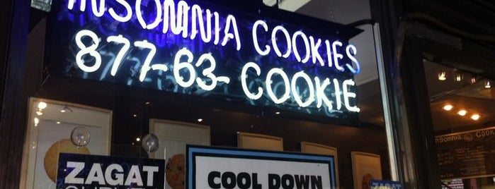 Insomnia Cookies is one of Best Sweet Treats in Town.