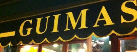 Guimas is one of RIO Comes & Bebes.