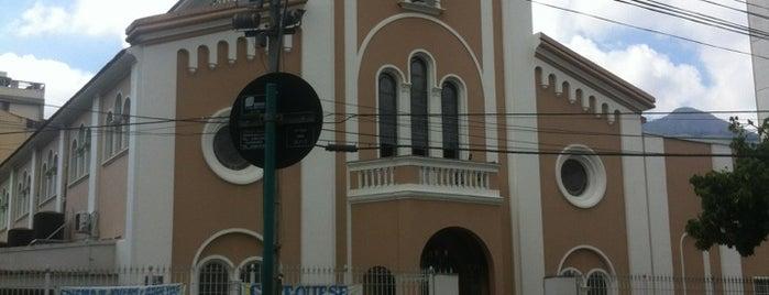 Paróquia Sagrado Coração de Jesus is one of Claudiaさんのお気に入りスポット.