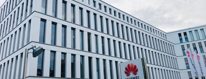 HUAWEI Technologies HQ is one of Orte, die Carlos Alberto gefallen.