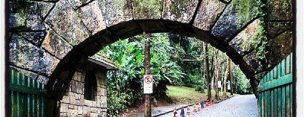 Parque da Cidade is one of Lugares Rio.