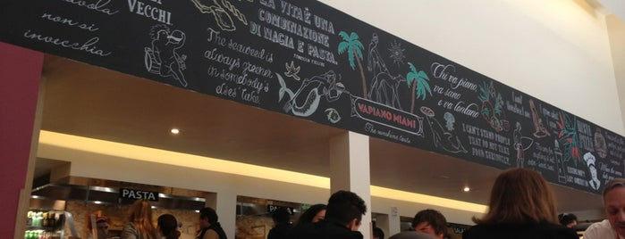 Vapiano is one of Mia🐬.