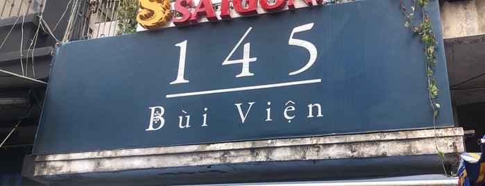 Bún chả 145 bùi viện is one of Saigon.
