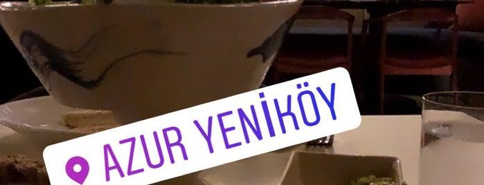 Azur Yeniköy is one of Dene 2.