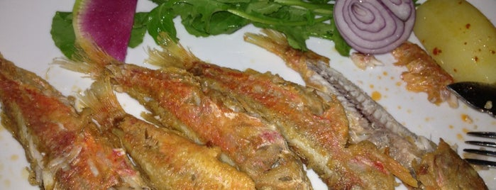 Fish İstanbul is one of Ycard.