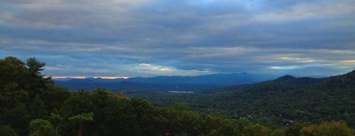 Haw Creek Valley Overlook is one of Tempat yang Disimpan Sam.