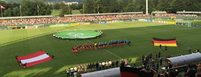Stadion an der Kreuzeiche is one of Germany Summer 2013.