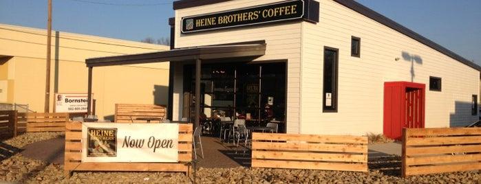 Heine Brothers Coffee is one of Zach 님이 좋아한 장소.