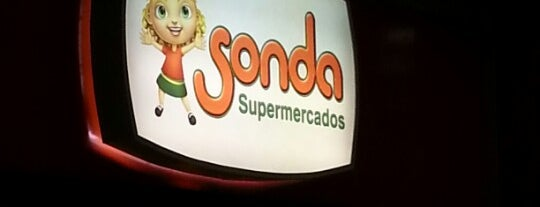 Sonda Supermercados is one of Marli Gonçalves'in Beğendiği Mekanlar.