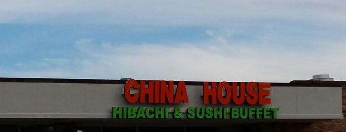 China House is one of Dekalb.