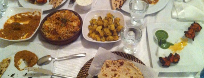 Swaad - The Taste Of India is one of İstanbul Yeme&İçme Rehberi - 5.