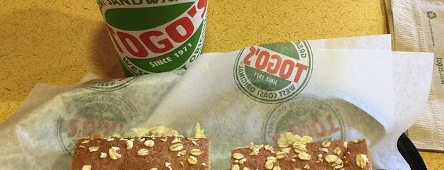 TOGO'S Sandwiches is one of Places to Eat: Eugene-Springfield.