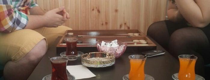 Ange Cafe is one of Alperen'in Beğendiği Mekanlar.