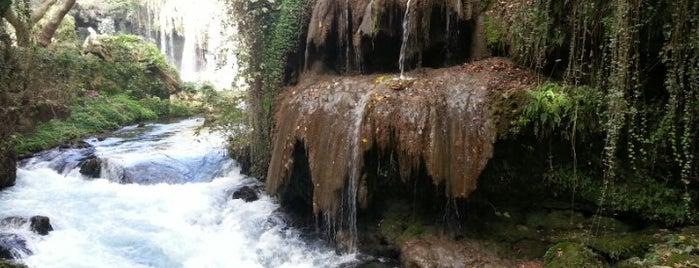 Düden Şelalesi is one of Sights of Antalya /Достопримечательности Анталии.