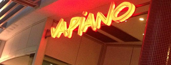 Vapiano is one of Tempat yang Disukai Jessica.