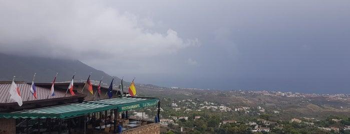 Restaurante La Alcazaba de Mijas is one of Tatiana : понравившиеся места.