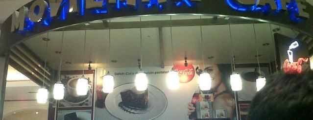 Moviemax Cafe is one of Konya'da Café ve Yemek Keyfi.