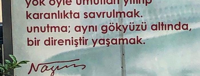 Nazım Hikmet Kültür Ve Sanat Evi is one of Gülçin 님이 좋아한 장소.