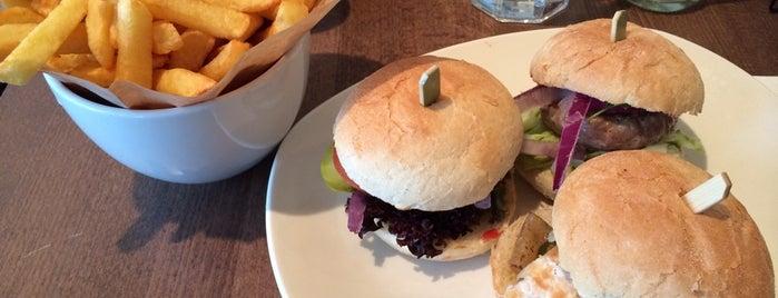 Ellis Gourmet Burger is one of placestobe.