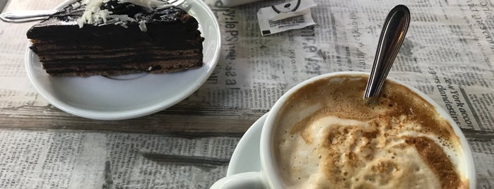 Corbet's Coffee is one of Santiago worth it.