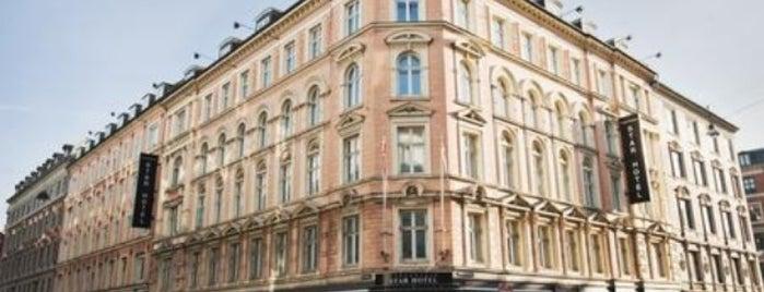 Copenhagen Star Hotel is one of Meri : понравившиеся места.