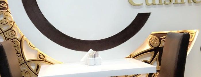 Chocolate Cuisine is one of Apnea'nın Beğendiği Mekanlar.