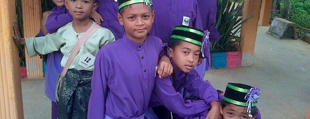 Sekolah kebangsaan kuala sentul is one of Learning Centers #2.